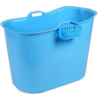 Kompakter Badeeimer | Blau