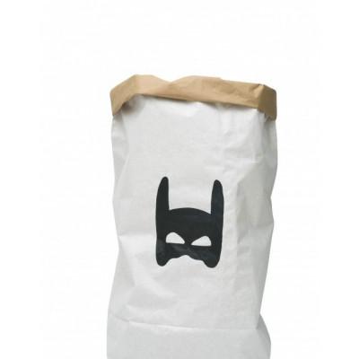 Papier-Aufbewahrungstasche | Superheld