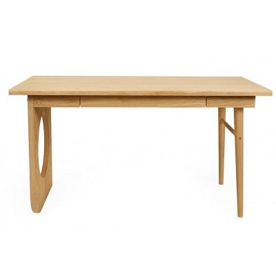 Schreibtisch Bau | Eiche
