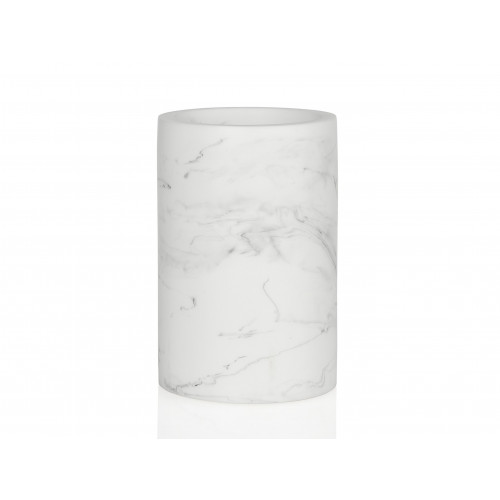 Zahnbürstenhalter | Weißer Marmor