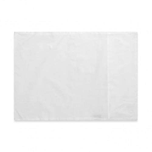 Kissenbezug 2er-Set Les Essentiels Percal | Weiß-63x63cm