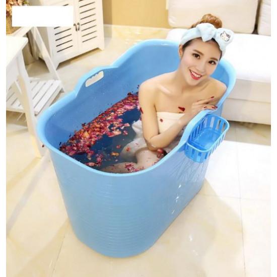 Baignoire Mobile Bath Bucket   Noir