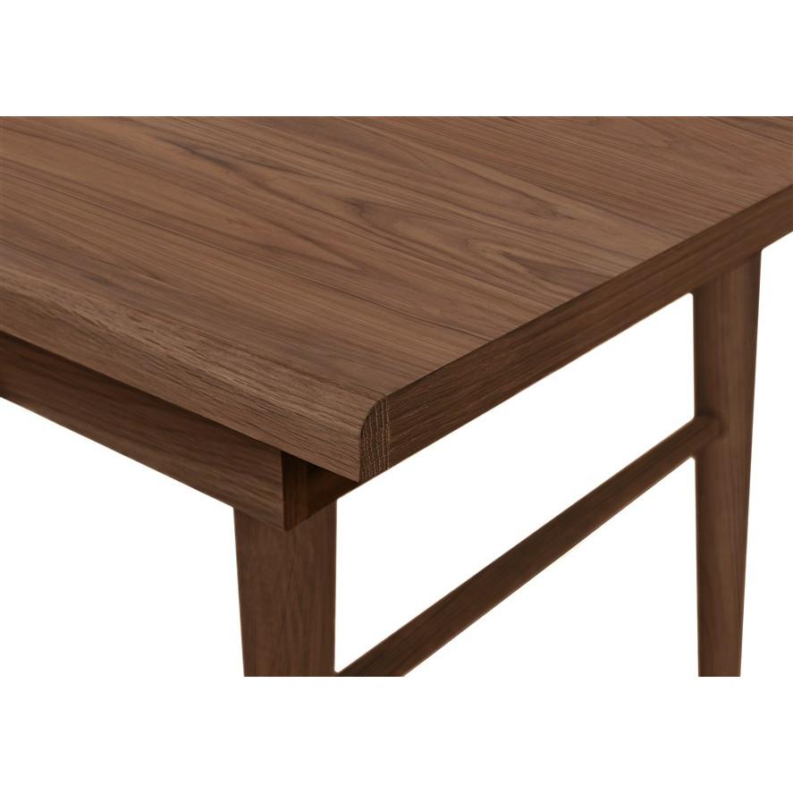 Schreibtisch Bau | Walnuss