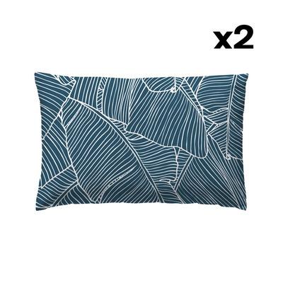 Set of 2 Pillow Covers 50 x 75 | Banama