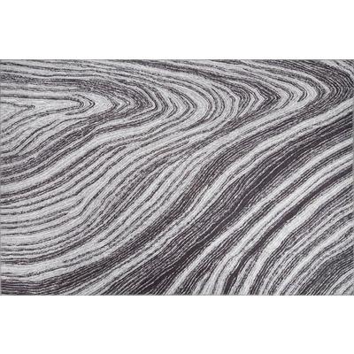 Carpet Funk Chenille 75x150 cm I Grey AL 276