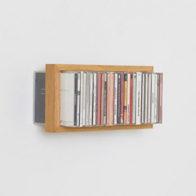 Shelf b for CDs-b-cd 1 | Natural