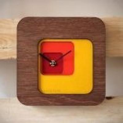 Back Clock | Holz