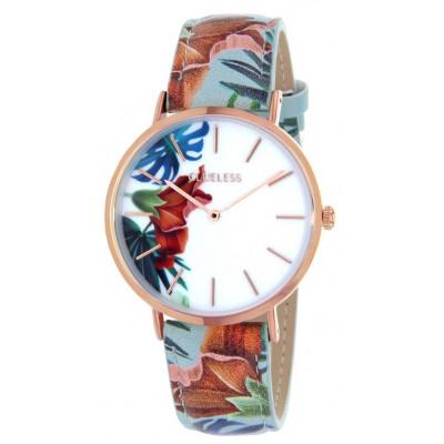 Hibiscus Watch | Grey