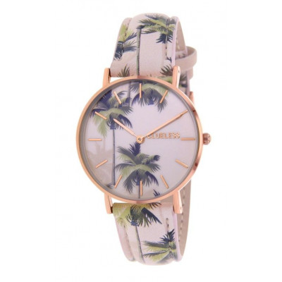 Palm Trees Watch | Sand & Green