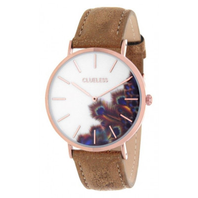 Feathers Watch | Camel