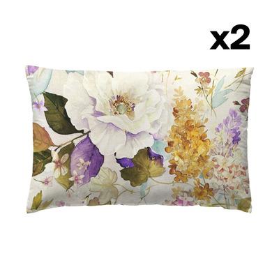Set of 2 Pillow Covers 50 x 75 | Dagostini
