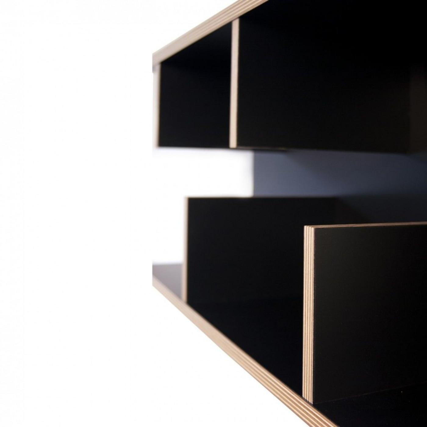 Wall Unit Bern 60 | Black