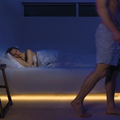 Bett Licht