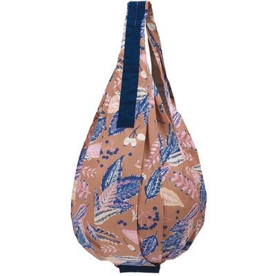 Compact Foldable Shopping Bag Drop Leaves | M (5 kg/ 16 L)