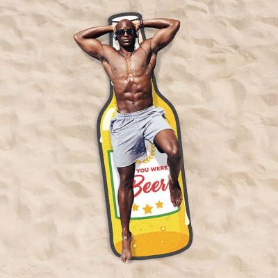 Beach Towel | Beer Bottle