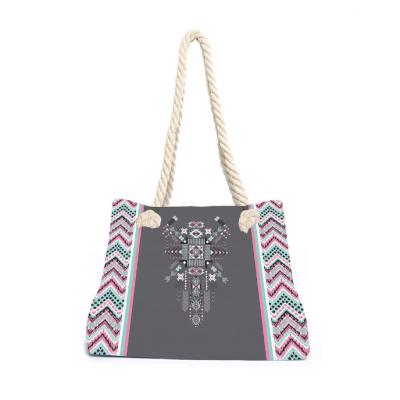 Strandtasche | Azteke Rosa