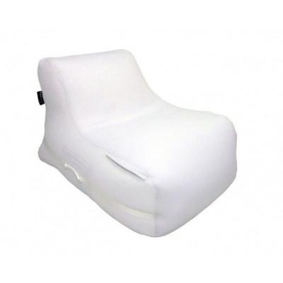 Amphibischer Bohnensack | Weiß