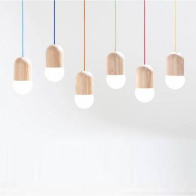 LichtBohne Lampe | Natürlich