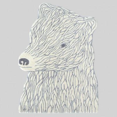 Teppich Bär