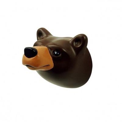 Mauerhaken-Braunbär