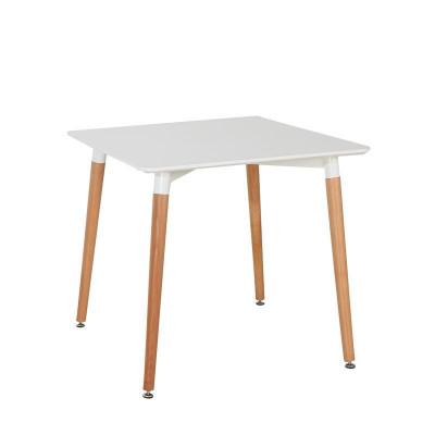 Tisch Manda 80x80 cm | Weiß