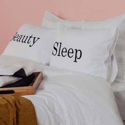 2er-Set Kissenbezüge | Beauty Sleep
