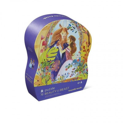 72 Pieces Puzzle | Beauty & Beast