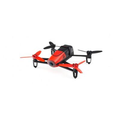 Parrot Bebop Drone Camera   Red