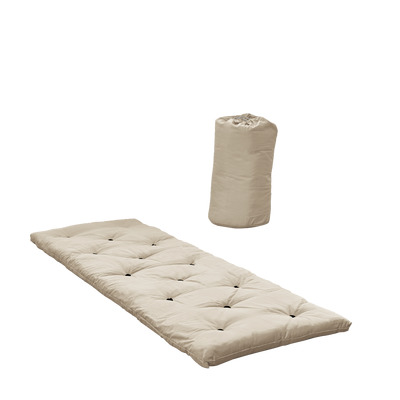Bett in einer Tasche | Beige