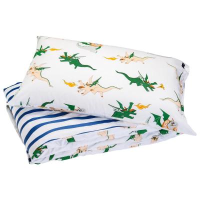 Dunkin' Dragon Bedding Set