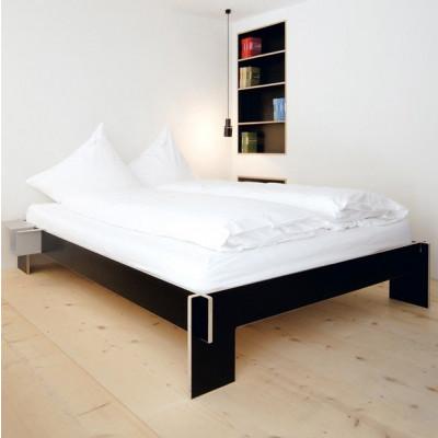 Siebenschläfer Bed | Black