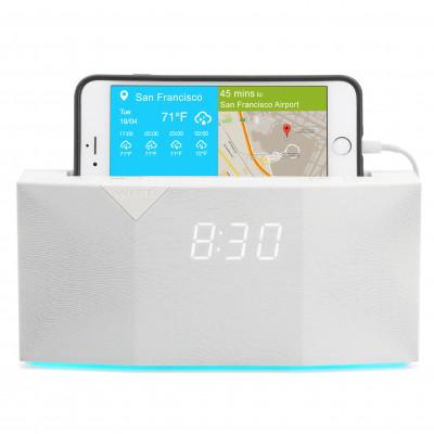 Beddi Intelligent Alarm Clock | White
