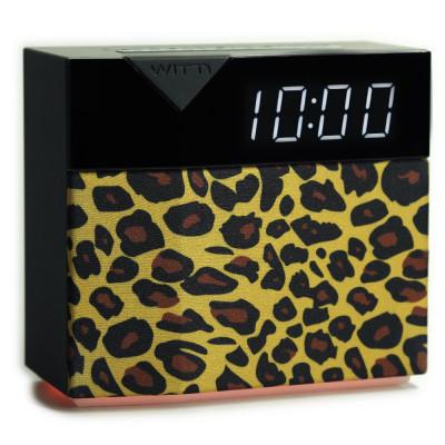 Beddi Intelligent Alarm Clock | Style + Leopard Cover