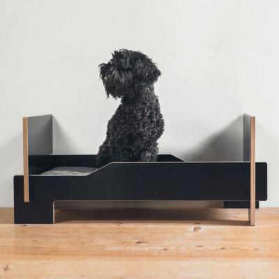 Kläffer Dog Bed | Black