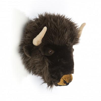 Büffel-Trophäe Alex