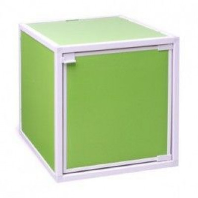 Box Storage Cube, Grün