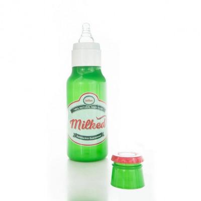 Baby-Bierflasche Milch | Grün