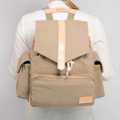 Ransel Unisex Diaperbag | Beige