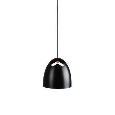 Pendant Lamp Bell+ | Black