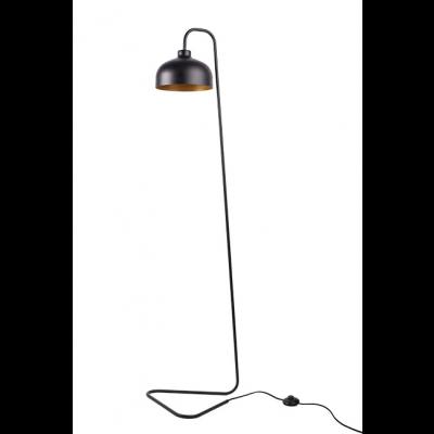 Stehlampe Bell | Schwarz & Gold