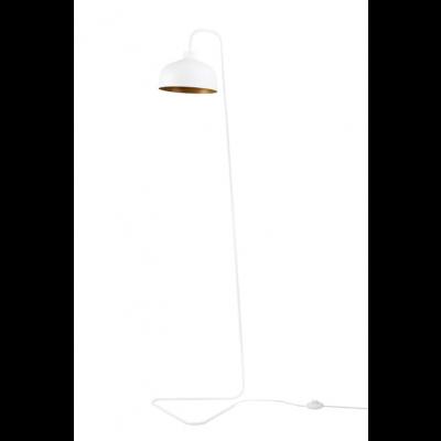 Stehlampe Bell | Weiß & Gold
