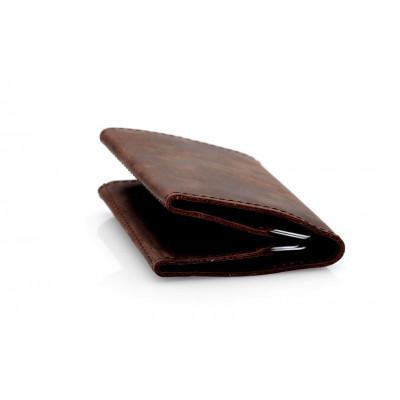 Bend Wallet | Brown