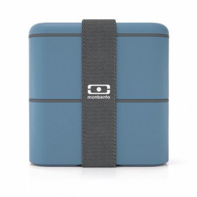 Lunchbox MB Original-Quadrat | Denim