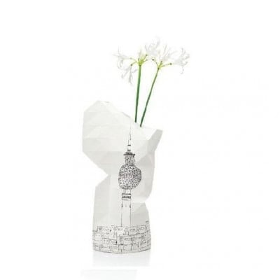 Paper Vase Cover | Berlin