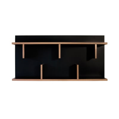 Wall Unit Bern 90 | Black