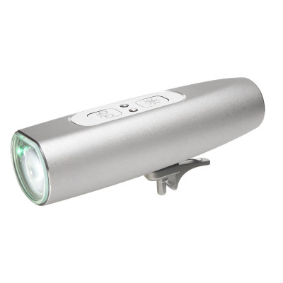 Fahrradlicht Laserlight   Silber