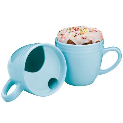 The BEST. MORNING. EVER. Mug Set of 2 | Blue