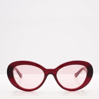 Sonnenbrille Unisex Beverly | Burgund