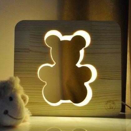 Night Light   Bear