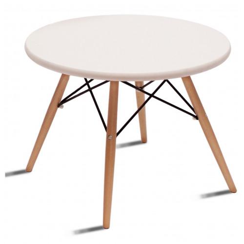 Coffee Table Manda Ø 60 cm   White
